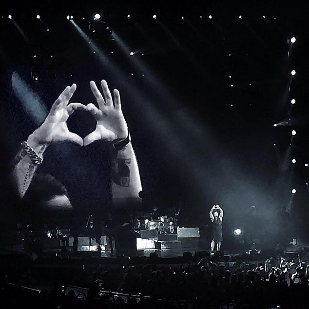 Robbie Williams Perth Arena